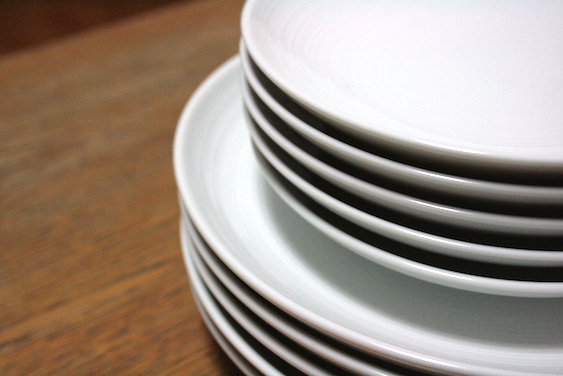 [食器] アジアン雑貨karakoから無印良品へ食器を替えた
