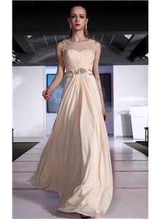 Scoop Neckline Floor-Length Pearls Dresses.jpg